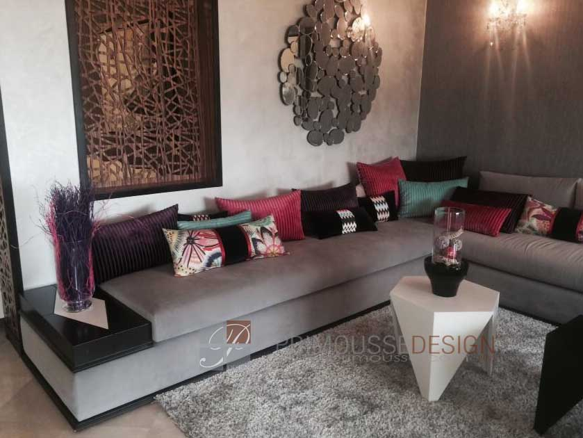 Stunning Salon Marocain Contemporain Gallery Amazing House Design