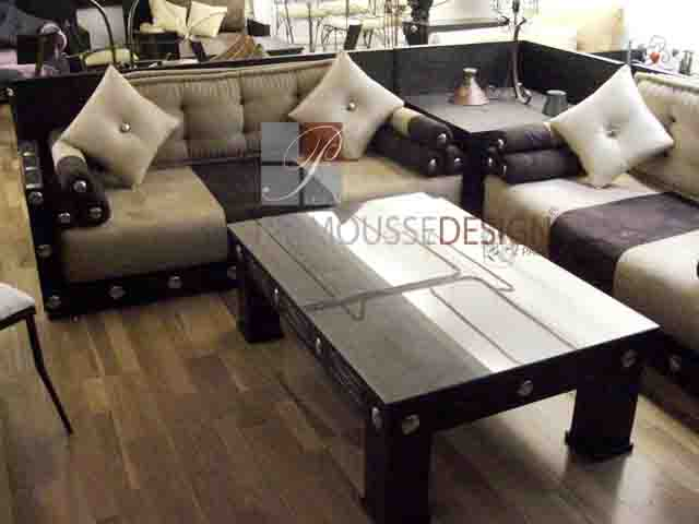 salon marocain assilio7. Black Bedroom Furniture Sets. Home Design Ideas